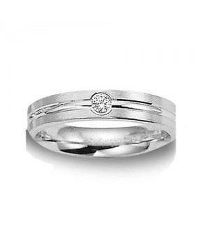 18k White Gold Diamond Ring DRM5047