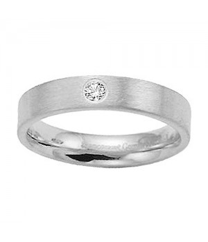 18k White Gold Diamond Ring DRM5048