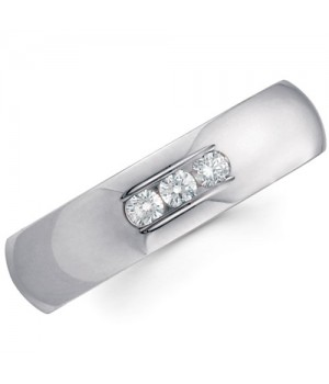 18k White Gold Diamond Ring DRM5059