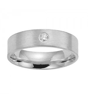 18k White Gold Diamond Ring DRM5063